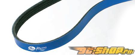 Gates Racing Micro-V Accessory Drive Belt Mitsubishi Lancer 02-04
