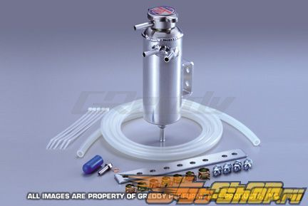 Greddy Radiator Breather Tank Nissan Mitsubishi