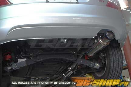 Greddy Racing Ti-C Выхлоп выхлоп Honda Civic Si 99-00