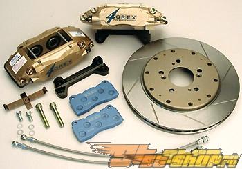 Grex тормозной комплект - Lexus GS300/400/430 92-03 (передний )