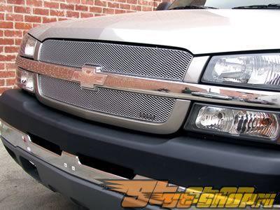 Верхняя решётка радиатора Grillcraft MX Series для Chevrolet Silverado 2500 & 3500 03-04