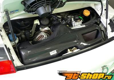 Gruppe M Ram Air Intake System Porsche  997 GT3 07-09