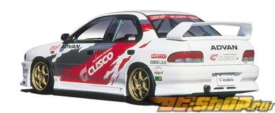 Спойлер Cusco GT для Subaru Impreza 2004-2005 Sti GDF