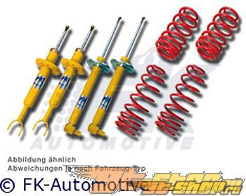 FK Auto High Tec спортивная подвеска комплект 55mm Volkswagen Golf MK6 08-10