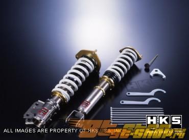 HKS Hipermax III CLX койловеры - Lexus IS250 / IS350 06+