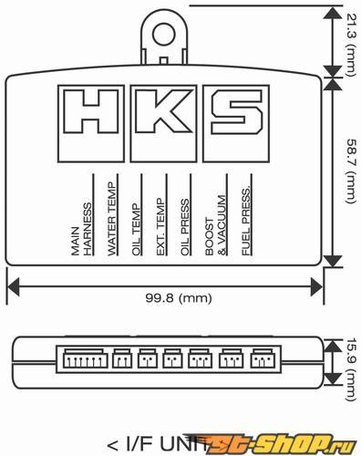 HKS Meter Interface Unit