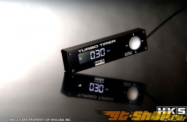 HKS Type 1 Турбо таймеры Чёрный
