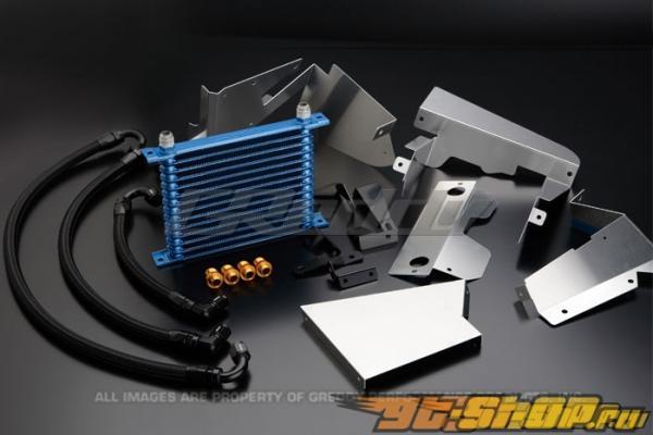 Greddy Circuit Spec маслокулер комплект Mitsubishi EVO X 08+