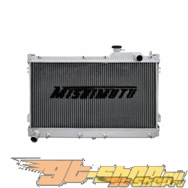 Mishimoto 90-97 Mazda Miata 3 Row Manual X-LINE (Thicker Core) Aluminum Radiator