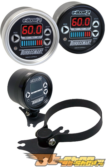 Turbosmart eB2 60mm & 66mm e-Boost2 Boost Management System