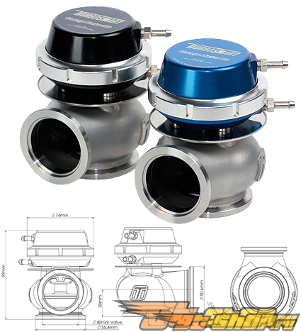 Turbo Smart Comp-Gate40 Wastegate 40mm