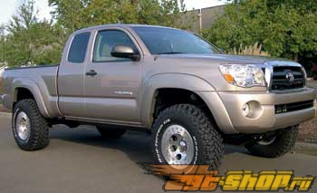 Revtek 05-09 3 Inch 4WD Tacoma and Prerunner 6-lug Lift Kits