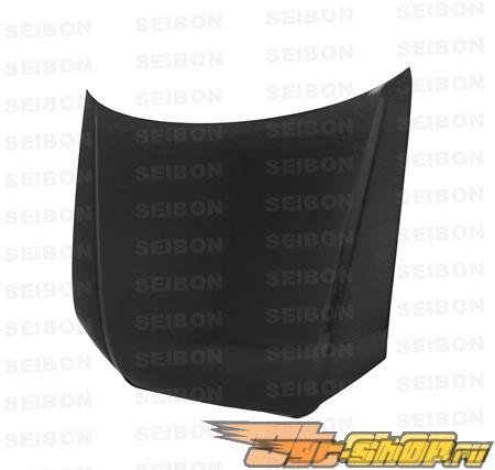 Карбоновый капот Seibon стандартный-Стиль для Audi A4 2006-2007