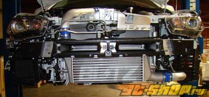 Blitz EVO X LM передний  Mount Intercooler type R