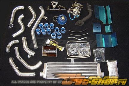 Greddy Honda Fit Turbo комплект