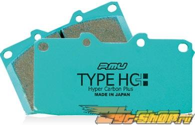 Project Mu 04-09 STi HC + передние тормозные колодки