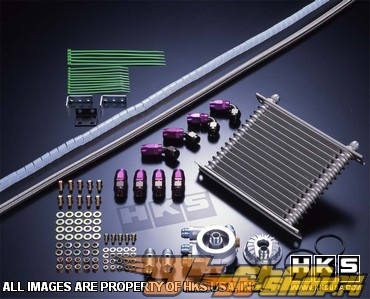HKS маслокулер комплект S Type Nissan 350Z 2003-2005