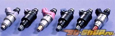 Denso 660cc Injectors - Set of 4 - 03+ EVO