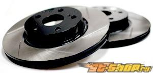 PowerSlot передний  Slotted тормозной тормозные диски --пара Hummer H2