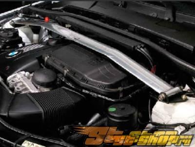 JIC Cross передний  Aluminum растяжка BMW E82 135i 08+ & 335i E90 / E92 07+