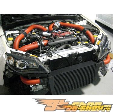 AMR передний  Mount Intercoolers 08-10 Subaru STI