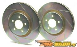 Brembo передний  Sport тормозной тормозные диски (Slotted) Honda Civic