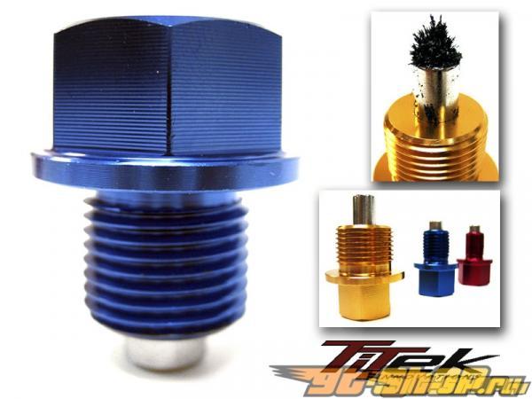 Titek Magnetic Drain Plug M14 x 1.50 Синий