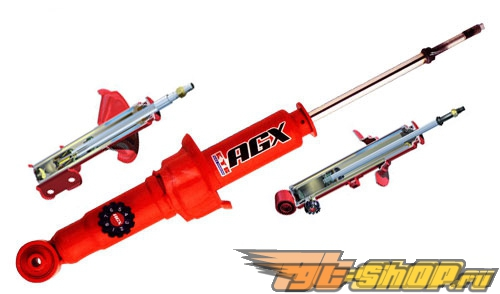 KYB AGX Adjustable Gas Shocks Ford Mustang GT (SET)