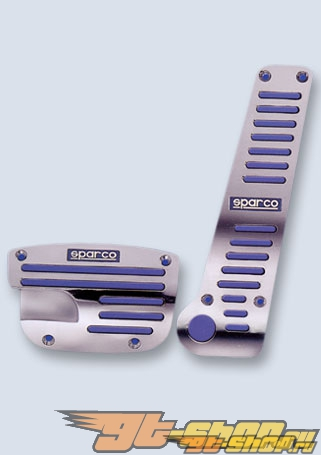 Sparco Stripe- Automatic Long Pedals