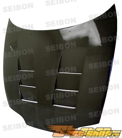 Решётка радиатора для Mazda 3 04-09 I-Spec Duraflex
