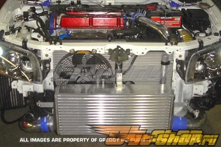 Greddy 32R Intercooler комплект Mitsubishi Lancer EVO 8 / 9