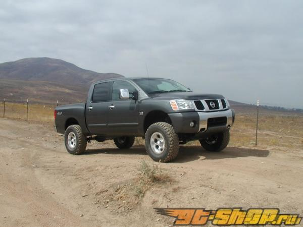 PRO COMP 6-inch System With Pro Runner 2 3/4-inch койловеры and задний MX6 Shocks Nissan Titan