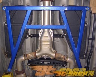 GT SPEC 4 Point Mid Chassis Reinforcement Brace для 350Z/G35