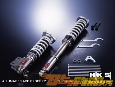 HKS Hipermax III койловеры Subaru Impreza WRX / STi
