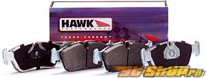Hawk Синий Track Pads - задний пара - 350z/G35 (w/Brembo)