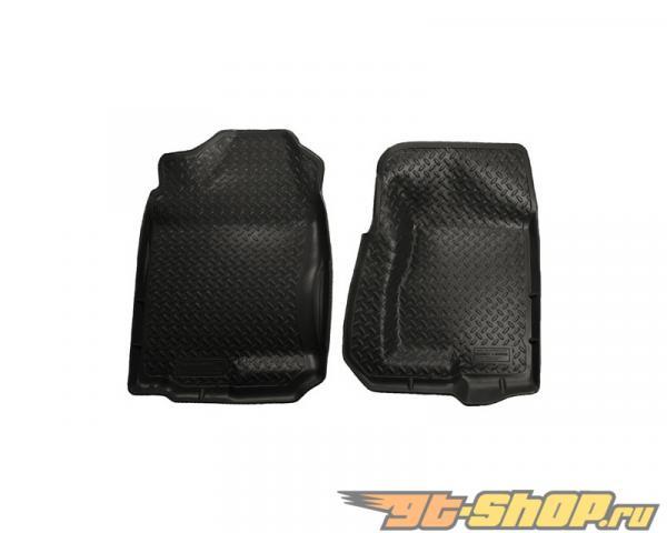 Husky Liners передний  Floor Liners | Classic Стиль Series Чёрный Cadillac Escalade Esv 03-06