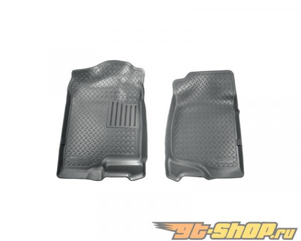 Husky Liners передний  Floor Liners | Classic Стиль Series Grey Cadillac Escalade Esv 07-14