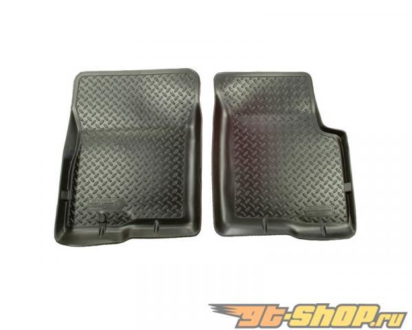 Husky Liners передний  Floor Liners | Classic Стиль Series Чёрный Cadillac Escalade 99-00