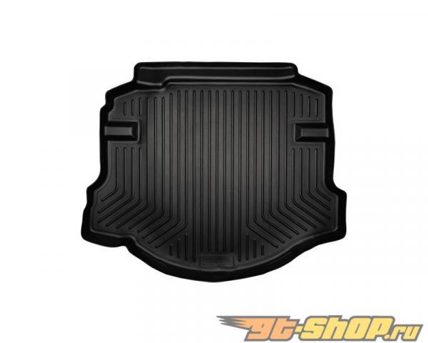 Husky Liners багажник Liner | Weatherbeater Series Чёрный Ford Focus SEL седан 2012