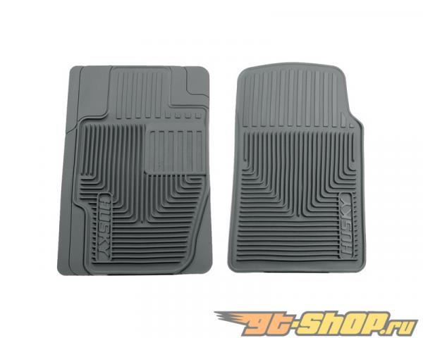 Husky Liners передний  Floor Mats | Heavy Duty Floor Mats Grey Mazda 6 03-06
