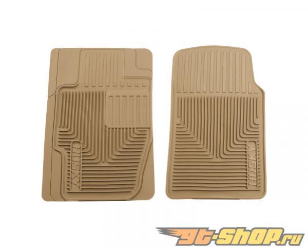 Husky Liners передний  Floor Mats | Heavy Duty Floor Mats Tan Mazda 6 03-06