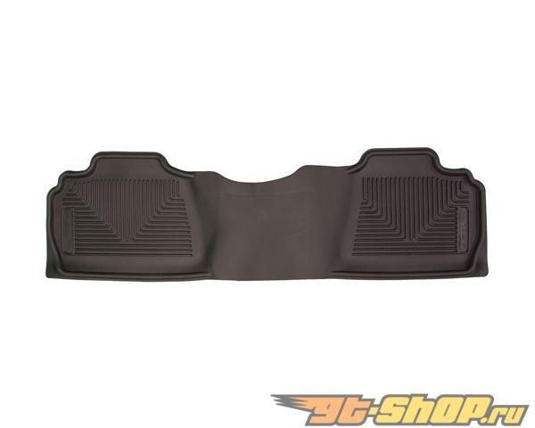Husky Liners 2nd Сидения Floor Liner | X-Act Contour Series Чёрный Cadillac Escalade Luxury 11-14