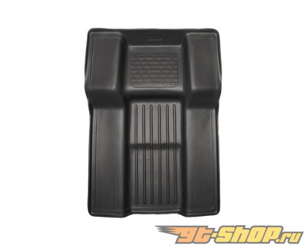 Husky Liners Walkway Floor Liner | Weatherbeater Series Чёрный Cadillac Escalade Base 09-10