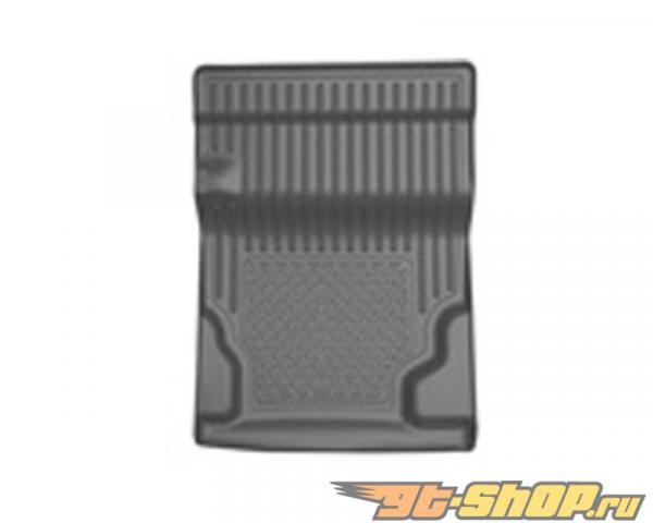 Husky Liners Walkway Floor Liner | Weatherbeater Series Grey Cadillac Escalade Platinum 2nd Row Bucket Seats 11-14