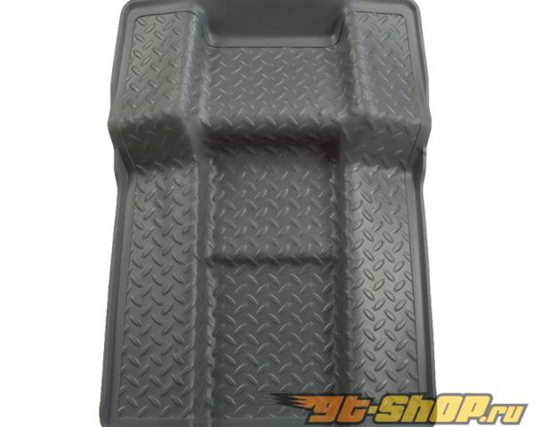 Husky Liners Walkway Floor Liner | Classic Стиль Series Grey Cadillac Escalade Base 10-14