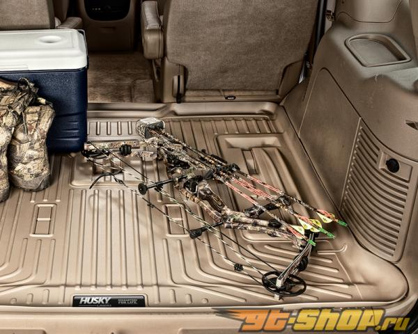 Husky Liners 3rd Сидения Floor Liner | Weatherbeater Series Чёрный Cadillac Escalade 2015