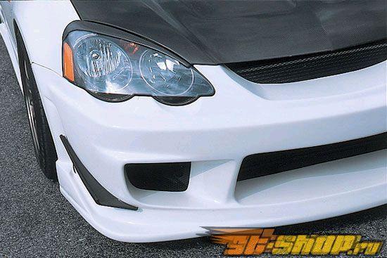 INGS N-Spec Eye Lines FRP Acura Integra 7/01-8/04