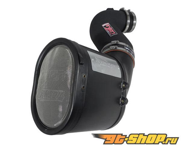 Injen Power Flow Air Intake System Wrinkle Чёрный GMC Sierra HD Duramax 6.6L 06-07