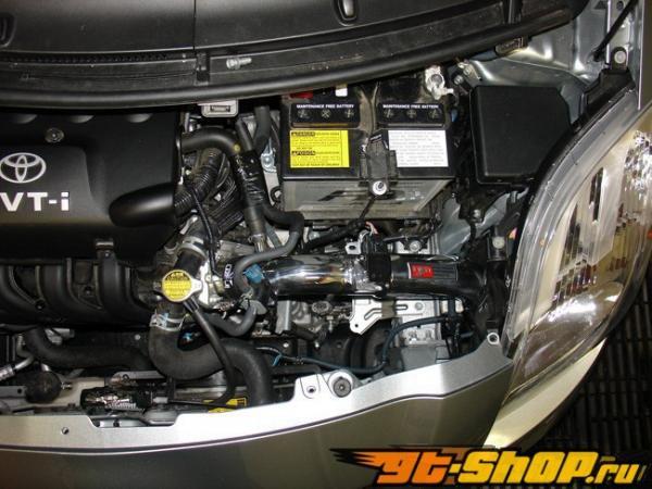 Injen Cold Air Intake Чёрный Toyota Yaris 1.5L Liftback 08-09