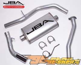 JBA Turboback выхлоп Chevy Silverado 6.6L 01-03